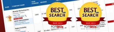 Top Web Design Award