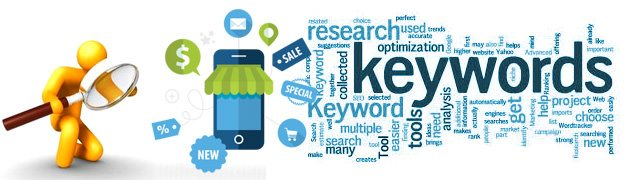Research Tools—Keywords Optimization