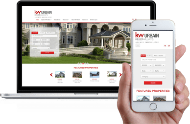 Real Estate Site Mobile Responsive